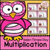 "Valentine's Day Math ""Multiplication Area Model"" (2 digit"