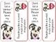 4 FREE Valentine Bookmarks