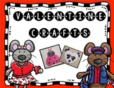 Valeninte's Day Crafts: Heart Shaped Animals