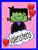 Valensteins  --  Comprehension, Sequencing, Story Map!