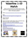 Valentine 1-10 Puzzles