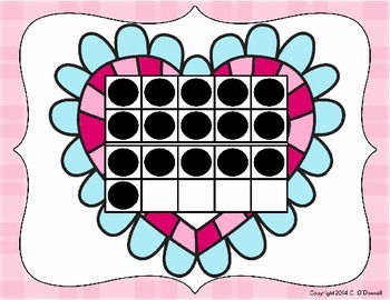 Valentine 10 and 20 frames!