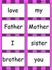 Valentine - Sight Word Sentence Sets #1