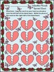 Valentine's Day ELA Activities: Valentine Plural Noun Puzzles Bundle - Color&BW