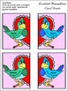Valentine's Day Language Arts Activities: Lovebird Homophones Activity