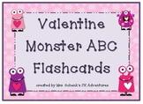 Valentine ABC Flashcards