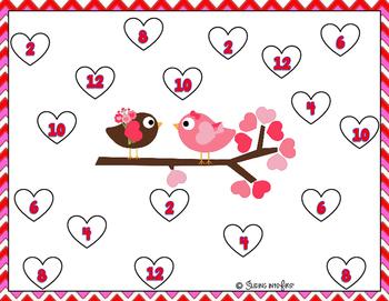 Valentine Activities & Games