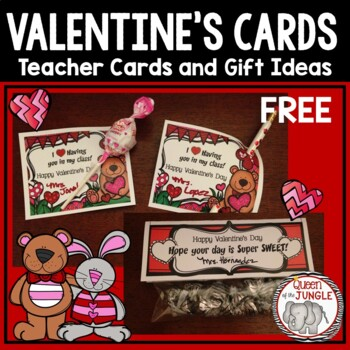 Valentine Cards and Activities Free
