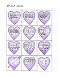 Valentine Activities and Practice Pack 26 pages of kindergarten fun!