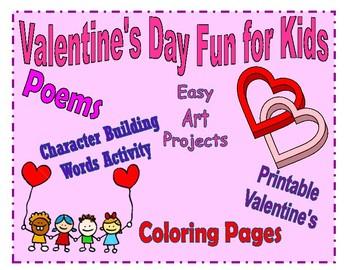 Valentine Activities for Little Ones