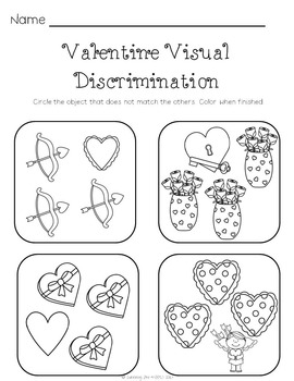 Valentine Activity Bundle ~ No Prep!
