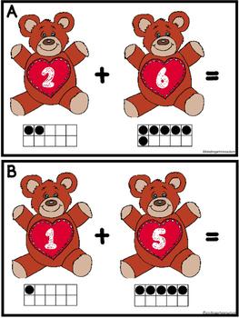 Valentine Add The Room -Teddy Bears