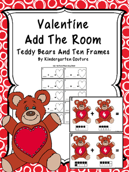 Valentine Add The Room -Teddy Bears