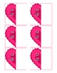 Valentine Adding and Subtracting Multiples of Ten