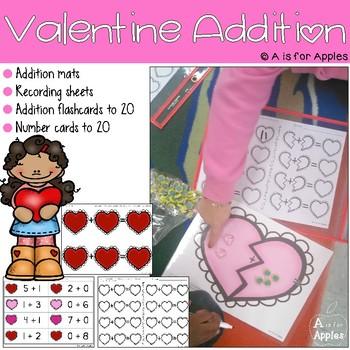 Valentine Addition