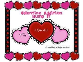 Valentine Addition Bump It Facts 1- 10