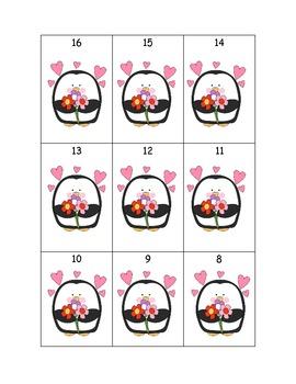 Valentine Addition Memory