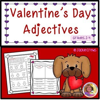 Valentine Adjectives