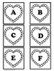 Valentine Alphabet Game(includes differentiated instruction)