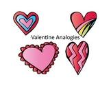 Valentine Analogies