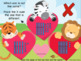 Valentine Animals: Tens and Ones (Google Drive Download)