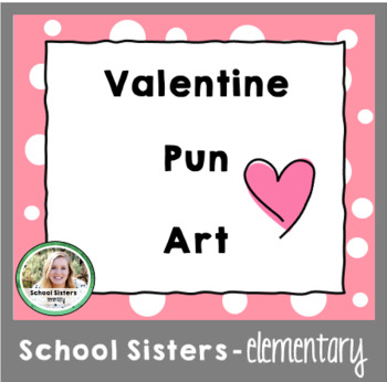 Valentine Art Puns