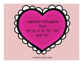 Valentine Articulation Pack