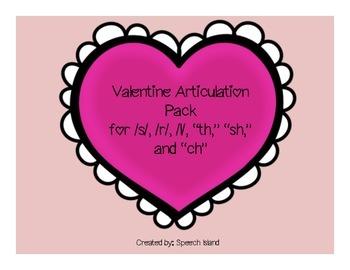 Valentine Articulation Pack