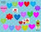 Valentine Articulation R Words Board Games