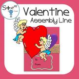 Valentine's Day STEM Activity: Building an Effective Team