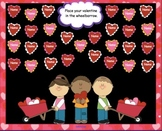 Valentine Attendance for SMARTBoard Iteractive