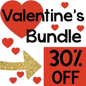 7 Resource Valentine BUNDLE