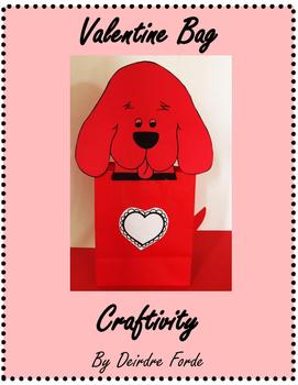 Valentine Bag Craftivity