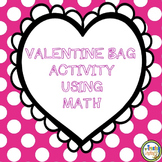 Valentine Bag Math Activity for Fourth and Fifth Grade