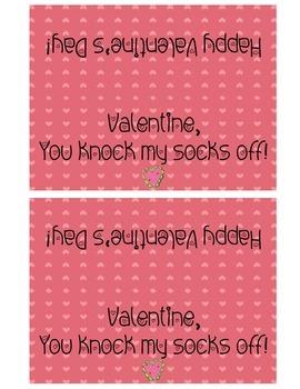 Valentine Bag Topper