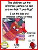 "Valentine Bag or Bulletin Board ""Love Bug"" Craft"