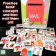 Language Therapy Activity for Valentine's Day: Basic Concepts Fun!
