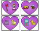 Valentine Beginning Sound Matching Heart Puzzles