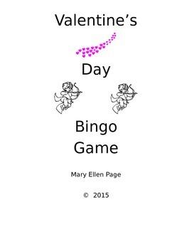 Valentine Bimgo Game