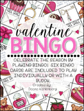 Valentine Bingo