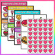 Valentine Bingo - Spanish or English