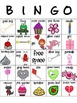 Valentine Bingo: /k/ and /g/