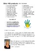 Valentine Birds Card, ASL Sign Language