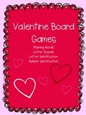 Valentine Board Games