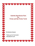 Valentine Book Review