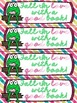 Valentine Bookmarks (Free)