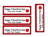Valentine Bookmarks for your little Valentines