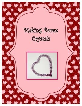 Valentine Borax Crystals