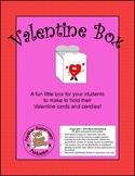 Valentine Box