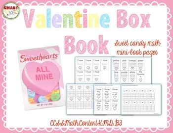 Valentine Box Book